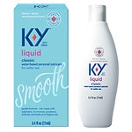 K-Y Personal Lubricant Liquid