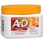 A+D Original Ointment, Diaper Rash and All-Purpose Skincare Formula- 1 lb