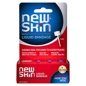 New-Skin First Aid Antiseptic Liquid Bandage- 1 fl oz