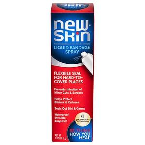 New-Skin Antiseptic Liquid Bandage Spray- 1 fl oz