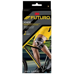 FUTURO Sport Moisture Control Knee Support, Small- 1 ea