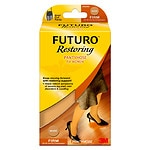 FUTURO Restoring Pantyhose for Women, Firm, Nude, Medium- 1 pr