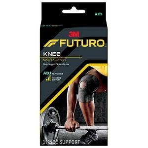 FUTURO Sport Neoprene Knee Support, Adjustable- 1 ea