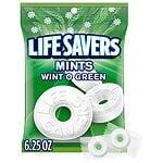 LifeSavers Mints, Individually Wrapped, Wint O Green- 6.25 oz