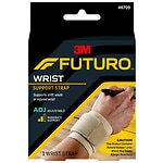 FUTURO Wrap Around Wrist Support, Adjust to Fit- 1 ea