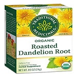 Traditional Medicinals Caffeine Free Organic Herbal Tea,