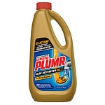Liquid-Plumr Pro-Strength Clog Remover, Full Clog Destroyer- 1 qt