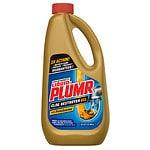 Liquid-Plumr Pro-Strength Clog Remover, Full Clog Destroyer- 1 qt