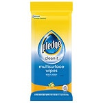 Pledge Multi Surface Clean & Dust Wipes