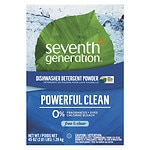 Seventh Generation Automatic Dishwasher Detergent, Free & Clear- 45 oz
