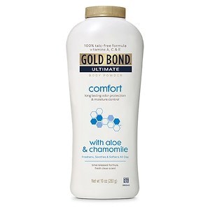 Gold Bond Ultimate Comfort Body Powder, Aloe