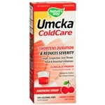 Nature's Way Umcka ColdCare Syrup, Cherry Flavored