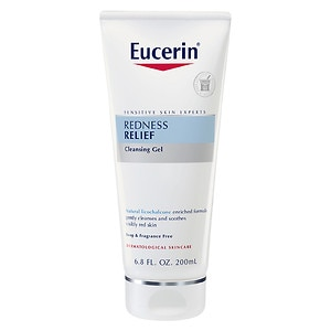 Eucerin Redness Relief Soothing Cleanser- 6.8 oz