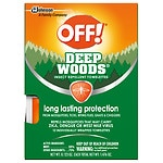 Deep Woods Off! Insect Repellent Towelettes