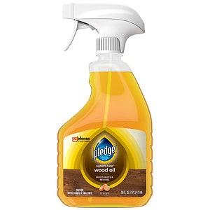 Pledge Restore & Shine with Natural Orange Oil- 16 fl oz