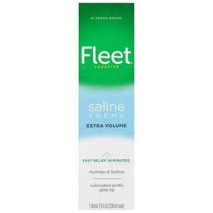 Fleet Natural Enema Review