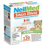 NeilMed Sinus Rinse Pediatric Refill Packets- 120 ea