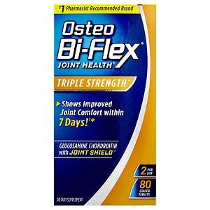 Osteo Bi-Flex Triple Strength Joint Health- 80 ea