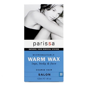 Parissa Studio Warm Wax, Coarse Hair, 4 oz
