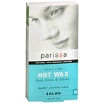 Parissa Strip Free Hot Wax, Short Coarse Hair