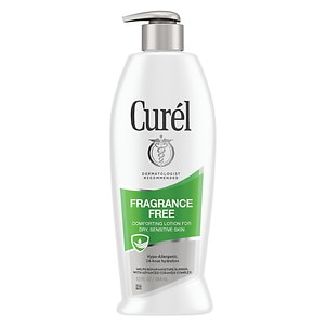 Curel Moisture Lotion Daily Moisture Lotion for Dry Skin, Fragrance-Free, 13 fl oz