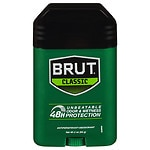 Brut The Essence of Man Antiperspirant & Deodorant, Classic- 2 oz