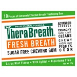 TheraBreath Fresh Breath Xylitol Chewing Gum, Icy Fresh