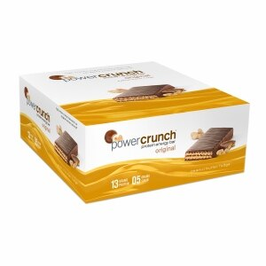 Power Crunch Protein Energy Bar, Peanut Butter Fudge, 12 pk- 1.4 oz