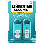 LISTERINE PocketMist Oral Care Mist, Cool Mint