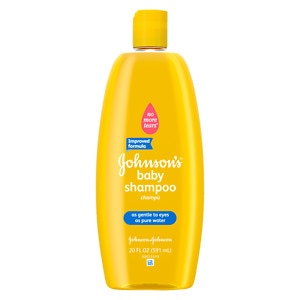 Johnson's Baby No More Tears Shampoo, Original  Formula- 20 fl oz