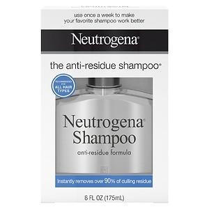 Neutrogena Shampoo, Anti-Residue Formula- 6 fl oz