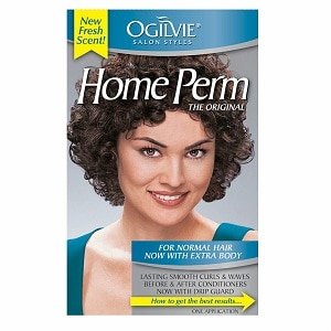 Ogilvie The Original Home Perm, For Normal Hair now with Extra Body