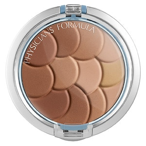 Physicians Formula Magic Mozaic Pressed Powder, Light Bronzer/Bronzer