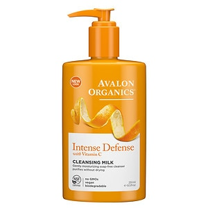 Avalon Organics Vitamin C Hydrating Cleansing Milk&nbsp;