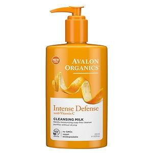 Avalon Organics Vitamin C Hydrating Cleansing Milk