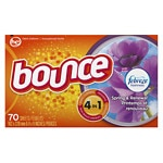 Bounce Fabric Sheets with Febreze, Spring & Renewal