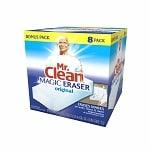 Mr. Clean Magic Eraser- 8 ea