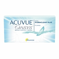 Acuvue Oasys Contact Lens- 6 ea