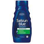 Selsun Blue Dandruff Shampoo, Moisturizing Treatment