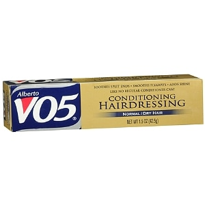 Alberto VO5 Conditioning Hairdressing, Normal/Dry Hair- 1.5 oz
