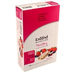 Extend Nutrition Bars, Mixed Berry Delight, 15 pk- 1.41 oz