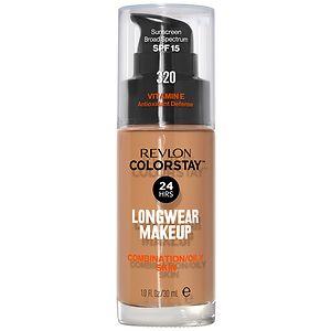 Revlon Colorstay for Combo/Oily Skin Makeup, True Beige 320