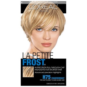 L'Oreal Paris SFX Pull-Through Cap Highlights, La Petite Frost H75