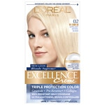 L'Oreal Excellence Creme Haircolor, Blonde Supreme, Extra Light Natural Blonde 02