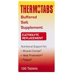 Thermotabs Salt Supplement Buffered Tablets- 100 ea