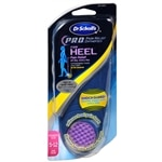 Dr. Scholl's Heel Pain Relief Orthotics, Women's Size 5-12