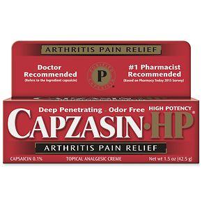 Capzasin HP Arthritis Pain Relief Creme