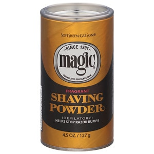 Magic Shave Shaving Powder Depilatory, Fragrant- 4.5 oz
