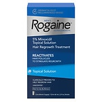Men's Rogaine Extra Strength Hair Regrowth Treatment, Unscented