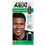 Just For Men Shampoo-In Haircolor, Jet Black 60- 1 ea